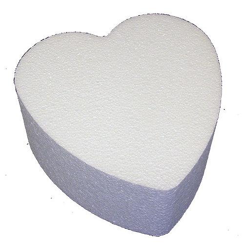 Heart Foam Dummy 8 inch - 3 Deep