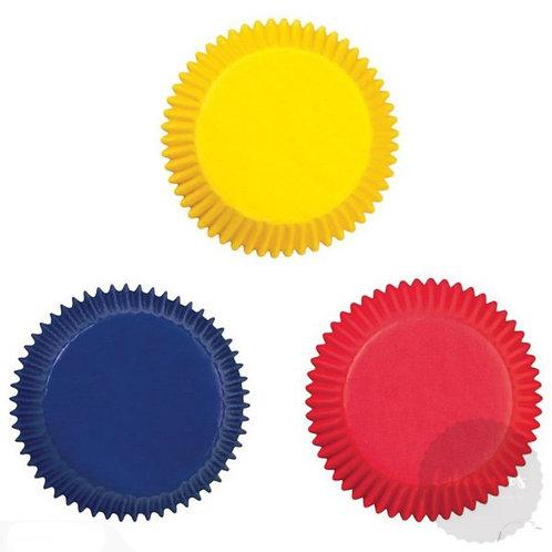 Mini prime colour Baking Cups