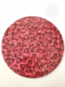 Wilton Pink RosesCake Board