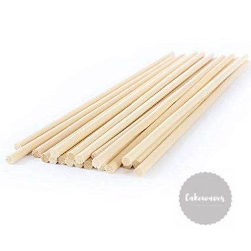 Wooden Dowel Single Piece