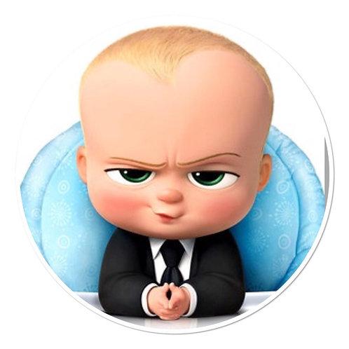 Boss Baby - Round
