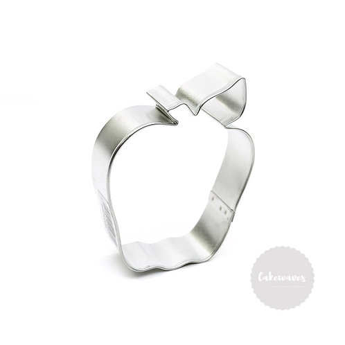 "APPLE 4"" Stainless Steel Cookie Cutter"