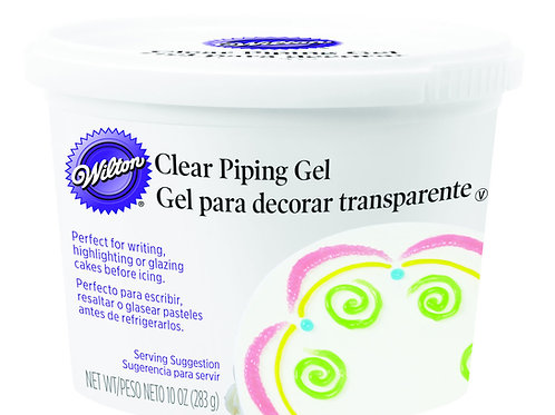 Clear Piping Gel - Wilton