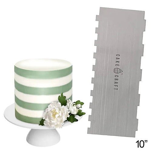Icing Comb - Thick Stripes