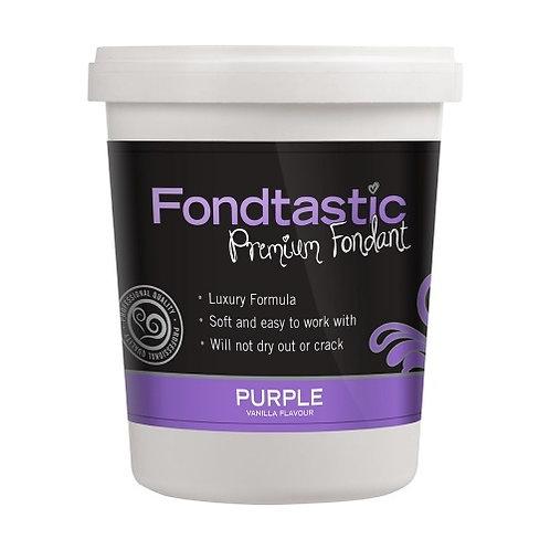 Fondtastic Fondant Purple - 250g