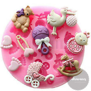 Baby Accessories Silicone Moluld