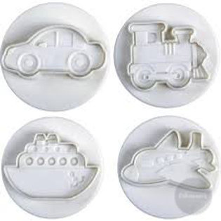 Transport Vehicle Plunger Cutter 4pc
