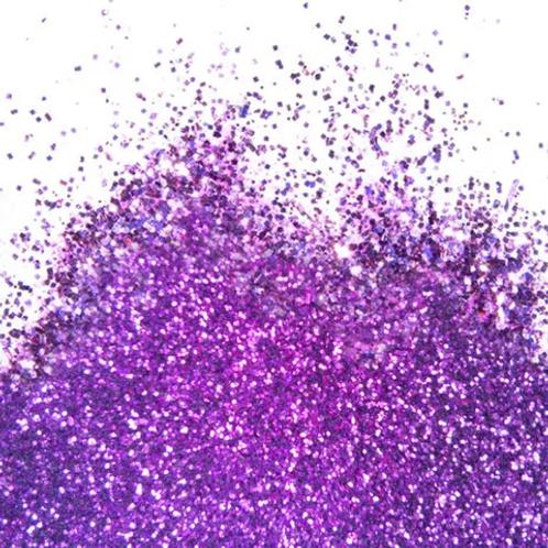 Barco Flitter Glitter 10ml Non Toxic - Dark Purple