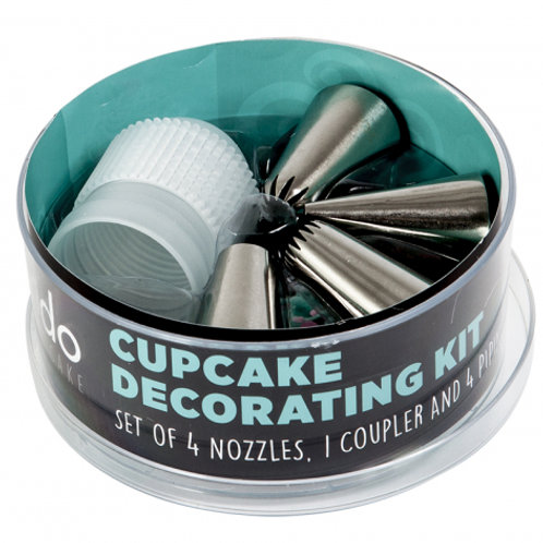 Mondo Cupcake Decorating KIT - 10pc
