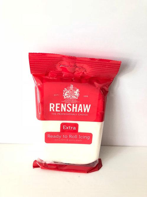 Renshaw Fondant Icing 250g - White