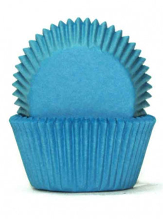 Cupcake Cases / Baking Cups Standard 100pc - Blue