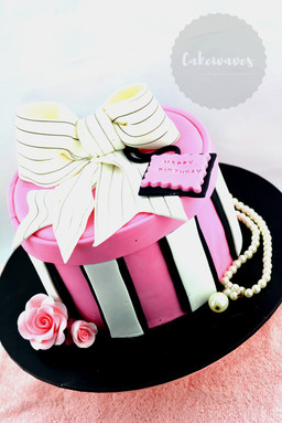 Fondnat Gift box Cake