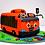 School Bus Birthday Cake2