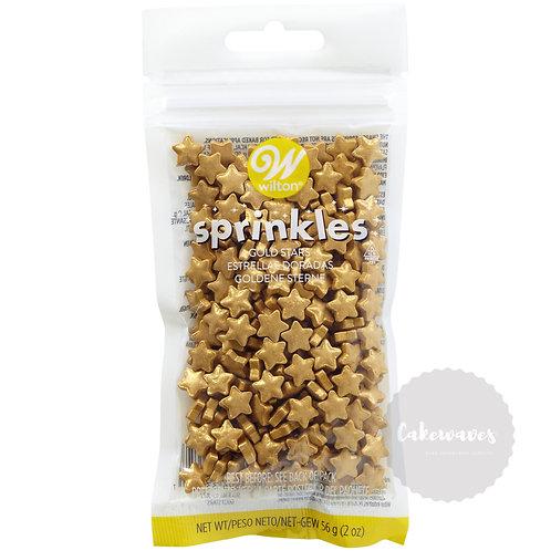 Gold Star Sprinkles 56g pack