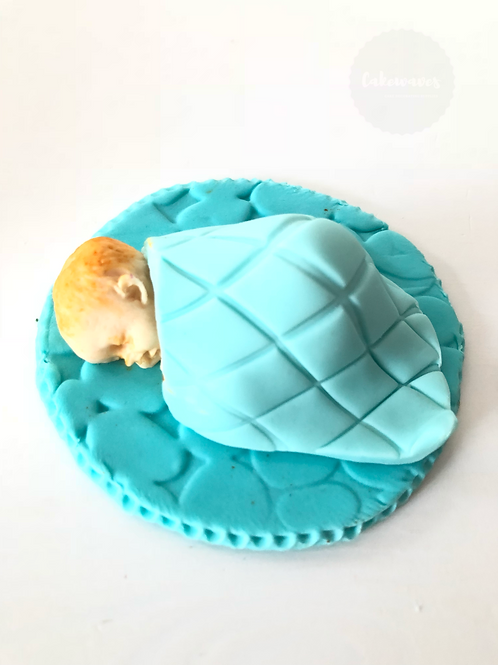 Baby Shower Topper - Boy 2