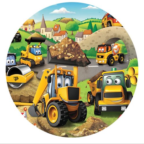 Diggers - Round
