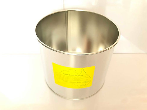 9 Inch Sharp Edge Round Cake Tin - 5 Inch Deep
