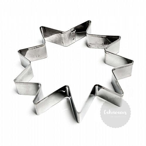 Starburst Stainless Steel Cookie Cutter