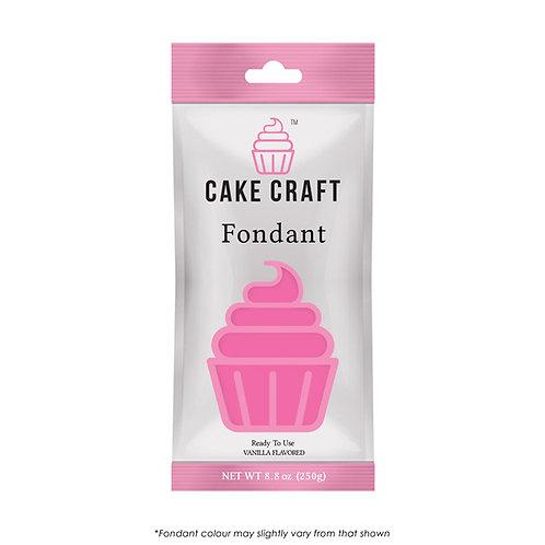 Cake Craft Fondant - Blush Pink 250g