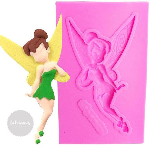 Tingerbell Fairy Silicone Moluld