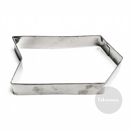 Tag Stainless Steel Cookie Cutter