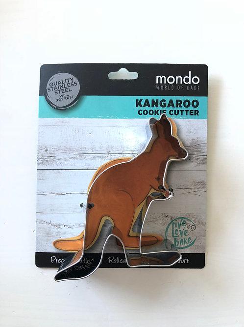 Kangaroo Cookie Cutter