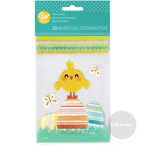 Mini Treat Bag Chick 20pc