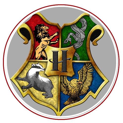 Harry Potter Shield - Round