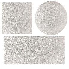 MasoniteCake Boards Silver