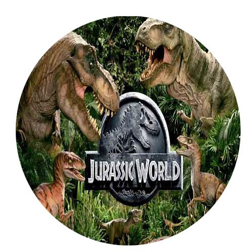 Jurassic World - Round