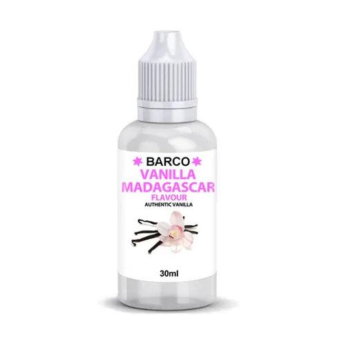 Barco Flavour - Vanilla Madagascar 30ml