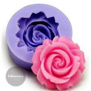 3D Rose Silicone Mould