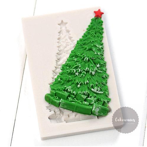 Christmas Tree Silicone Moluld
