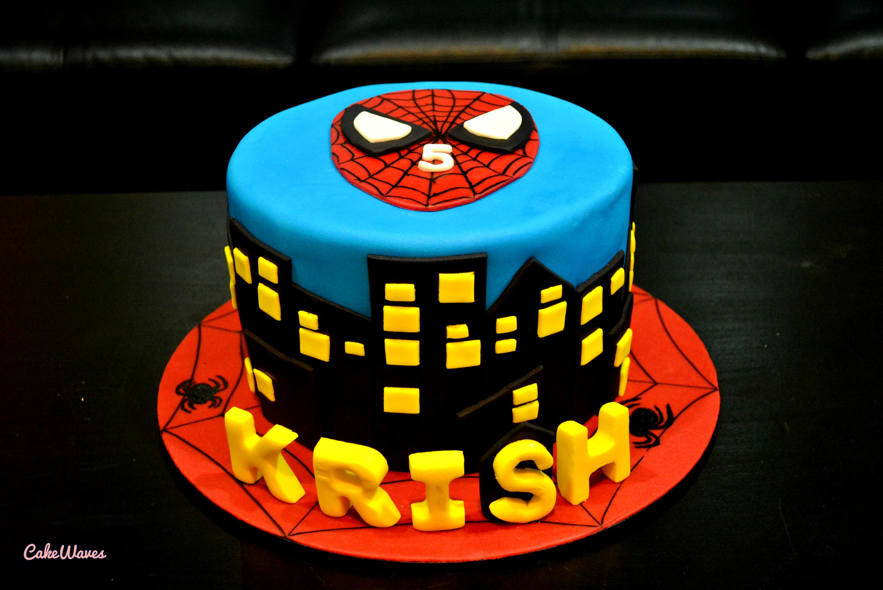Spider Krish