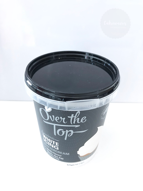 Over the Top White Buttercream Icing 1.7kg