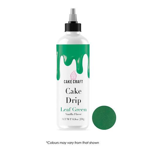 Cake Craft Cake Drip - Leaf Green 250g