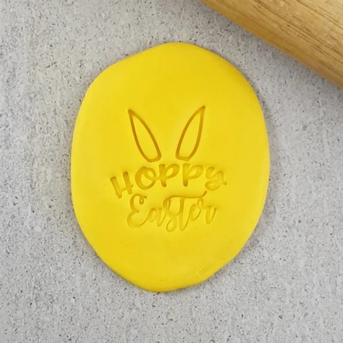 Hoppy Easter Cookie/ Fondant Embosser