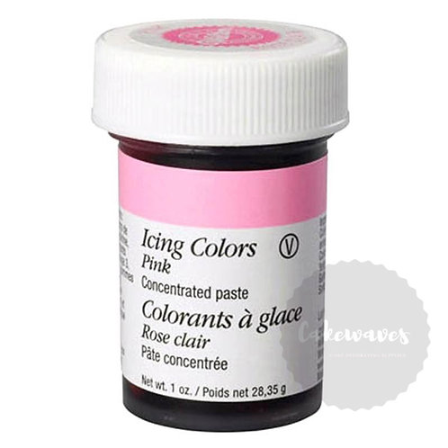 Pink Wilton Icing Color