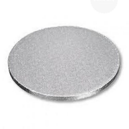 Masonite Round Cake Board - 7 inch
