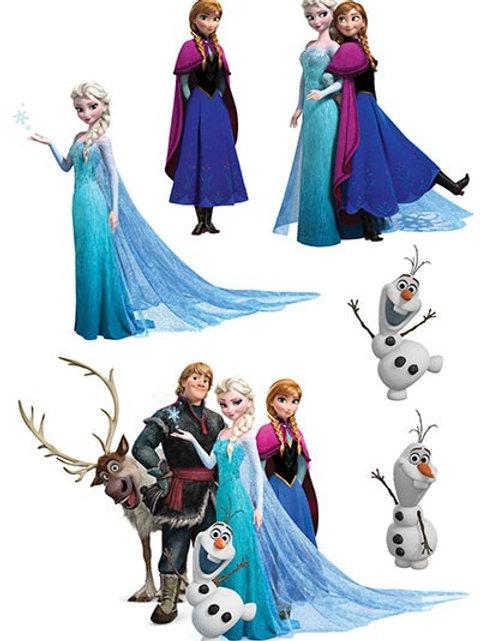 Frozen Team2 - A4