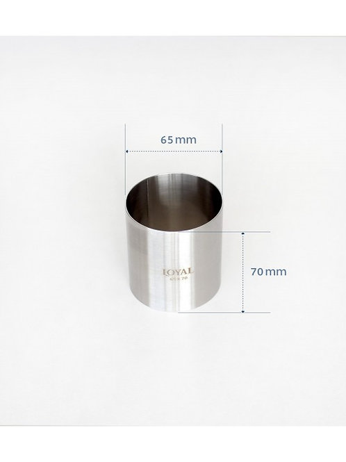 Food Stacker / Ring - 65mm Round
