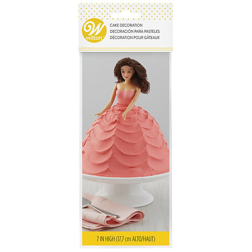 Doll Pick Cake Topper Figurine - Style1