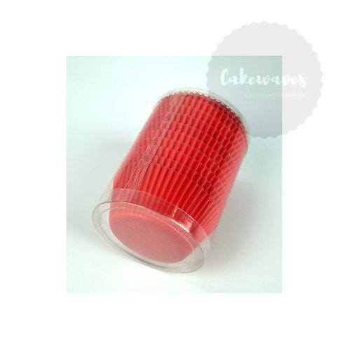 Red Cupcake Case BULK 250pcs