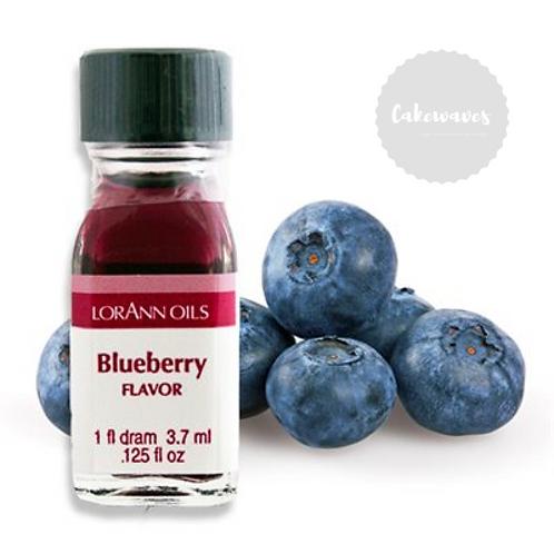 Blue Berry LORANN Flavouring 1 Dram