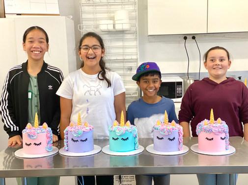 unicorn cake classes
