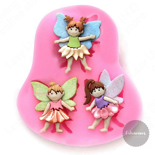 Fairies Multi Cavity Silicone Moluld