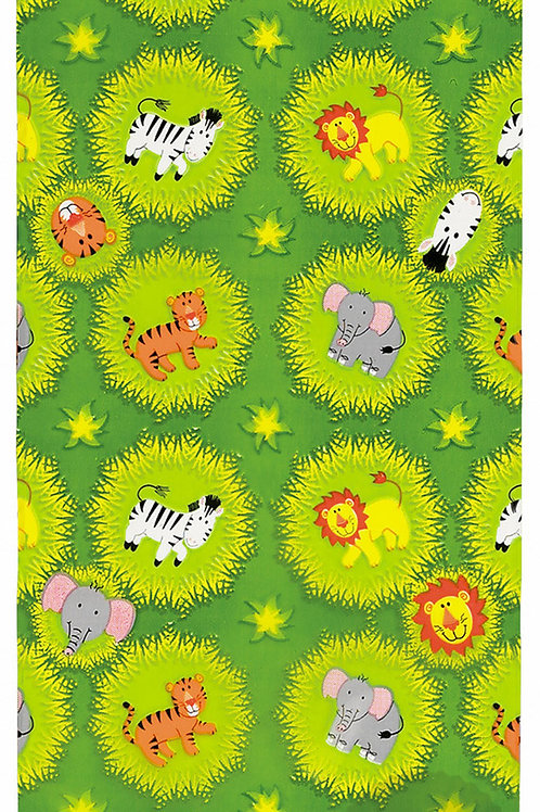 Jungle Pals Party Bags 20pc with Ties