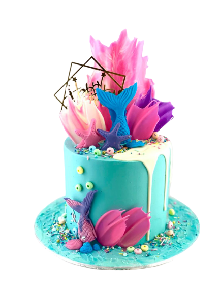 Mermaid Small Cake