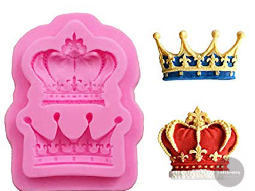 Crown 2 Cavity Silicone Mould