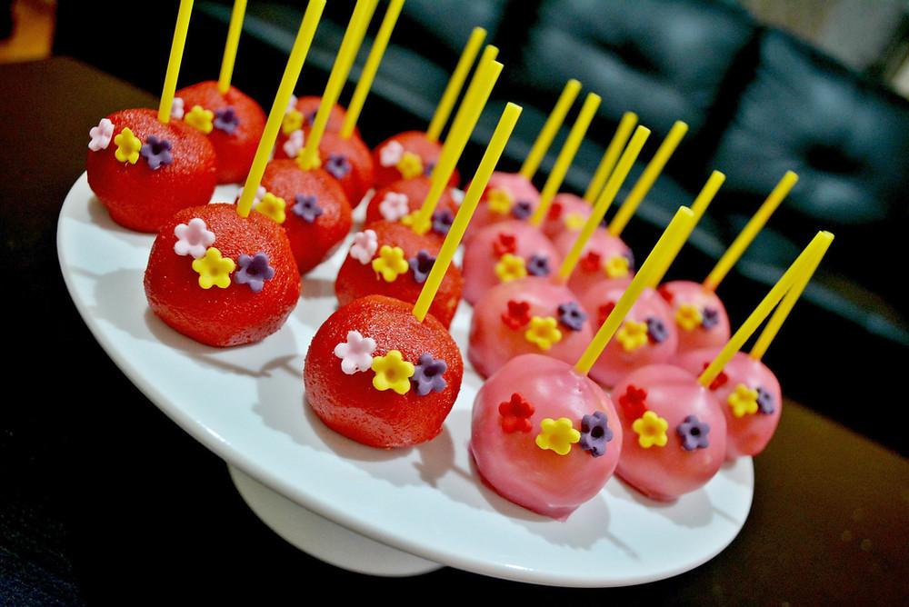 Cake Lolly pops